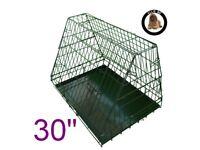 Medium Sized Slanted Dog Cage