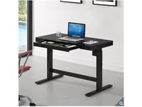 Tresanti Power Adjustable Height Tech Desk
