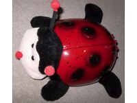 Ladybird Night Light - £3