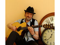 Keith Thompson Album Launch gig.