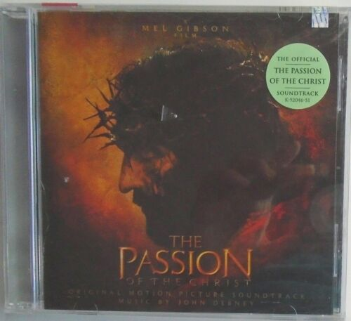 The Passion Of The Christ [original Motion Picture Soundtrack] By John Debney...