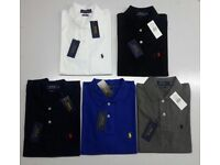 RALPH LAUREN, HUGO BOSS, ARMANI, LACOSTE, GUCCI, FRED PERRY, VERSACE WHOLESALE CLOTHING