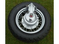 Yamaha XVS650 Dragstar Rear Drive Assembly inc Brake, Rear Wheel and New Tyre Unused Ready to fit