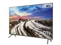 Samsung 55 Inch 55MU7000 Smart 4K UHD TV with HDR1000
