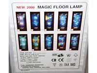 MAGIC FLOOR LAMP