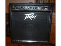 Peavey Combo Amplifier KB/A 60 for GUITAR ELECTRIC/ACOUSTIC, KEYBOARD,MIC ETC. MUST GO, NEED SPACE