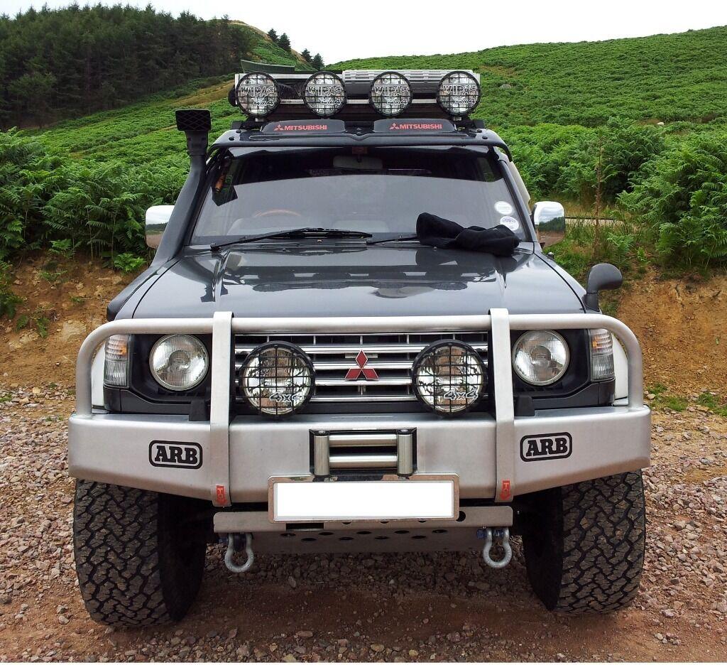 Mitsubishi Pajero 4x4: Fairwater, Cardiff £3,295.00
