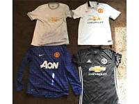 Manchester United shirts bundle