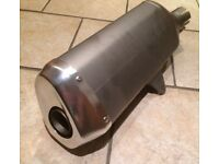 Suzuki GSXR 1000 End Can Exhaust - Beand New Boxed