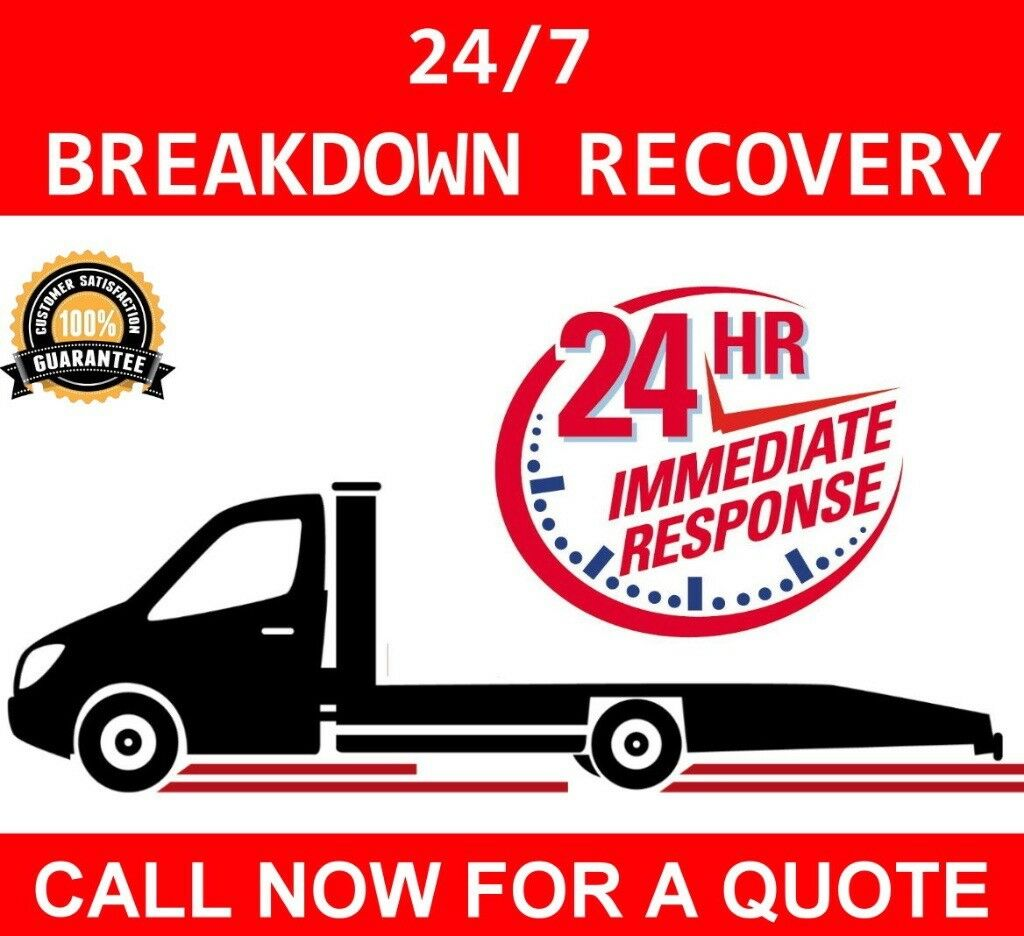 Copart London Same Day Collection Car Bike Breakdown Recovery