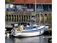 Leisure 23 SL Bilge Keel Yacht
