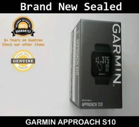 GARMIN APPROACH S10 SMART WATCH BRAND NEW SEALED