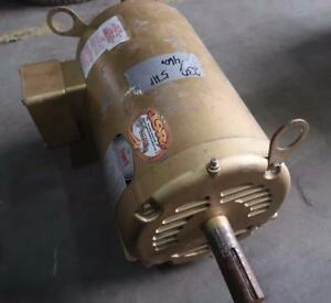 Super E 5hp Industrial Electric Motor