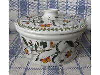 Portmeirion Botanic Garden Casserole Dish with lid