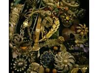 Huge vintage jewellery lot