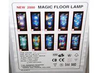 MAGIC FLOOR LAMP - BRAND NEW