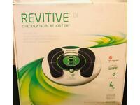 Rivitive circulation booster