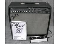 Fender Cyber Deluxe Amp