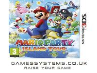 Get Mario Party: Island Tour on 3DS & 2DS for just £10.65p!