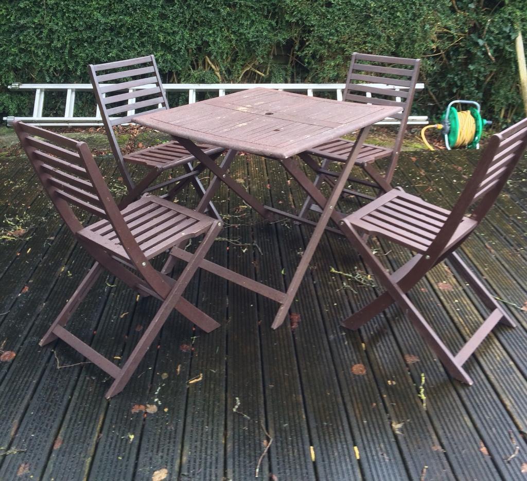 garden table chairs - Garden Furniture Kings Lynn