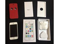 iPhone 5s for sale (Unlocked, boxed, all accessories, etc)