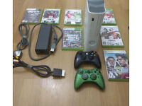 Xbox 360 Arcade Bundle 2007 - Includes Controllers and Games