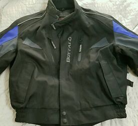 Buffalo Winter Motorcycle Jacket Size Small