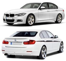 2012 BMW 320D - NEW SHAPE - 2.0 Turbo Diesel , White , £20 Tax per Year - LCD - 1 owner - Long MOT