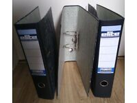 7 brand new Eastlight Elite lever arch files, can deliver locally for free