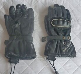 Hein Gericke Classic gloves ~ size small