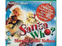 Santa Who DVD Promo The Daily Mail Christmas Stewart Arnott Ted Atherton