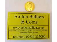 Full Gold Sovereigns