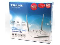 TP-LINK TD-W9970 Wireless Router - DSL Modem B(NEW)