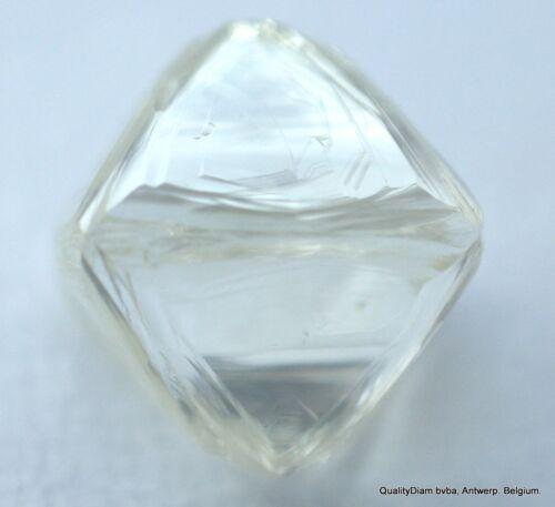 0.58 CARAT I VS1 DIAMOND OUT FROM A DIAMOND MINE. REAL DIAMOND, NATURAL DIAMOND