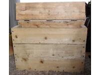 Bespoke Hand Made Storage Box (Bath BA2)