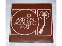 Ariston Acoustic Turntable Mat