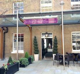 FREE HAIRCUT AT TOP LONDON SALON