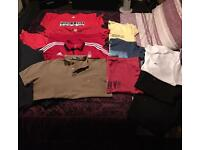 Mens Clothing Bundle. L/XL