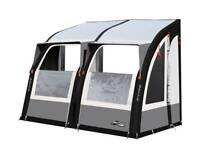 Caravan/motor home awning