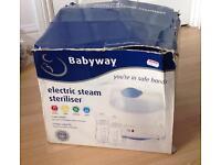 Steam steriliser Babyway