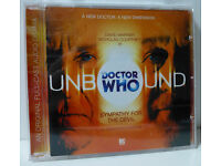 Doctor Who – Unbound - Big Finish full cast radio play