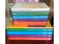 The Arts Past and Present complete study materials for Open University Course