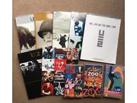 U2 songbooks +