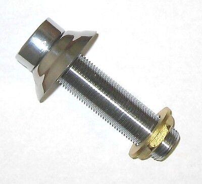 4 Shank - Beer Parts - Kegerator Tap Keg Shank - Stainless Steel Flange-4334af