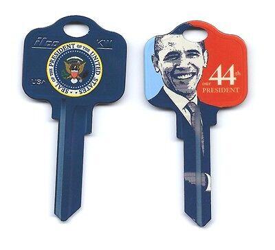 Barack Obama XL House Key (KW)