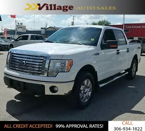 2012 Ford F-150 XLT Digital Audio Input, Bluetooth, Hands Fre...