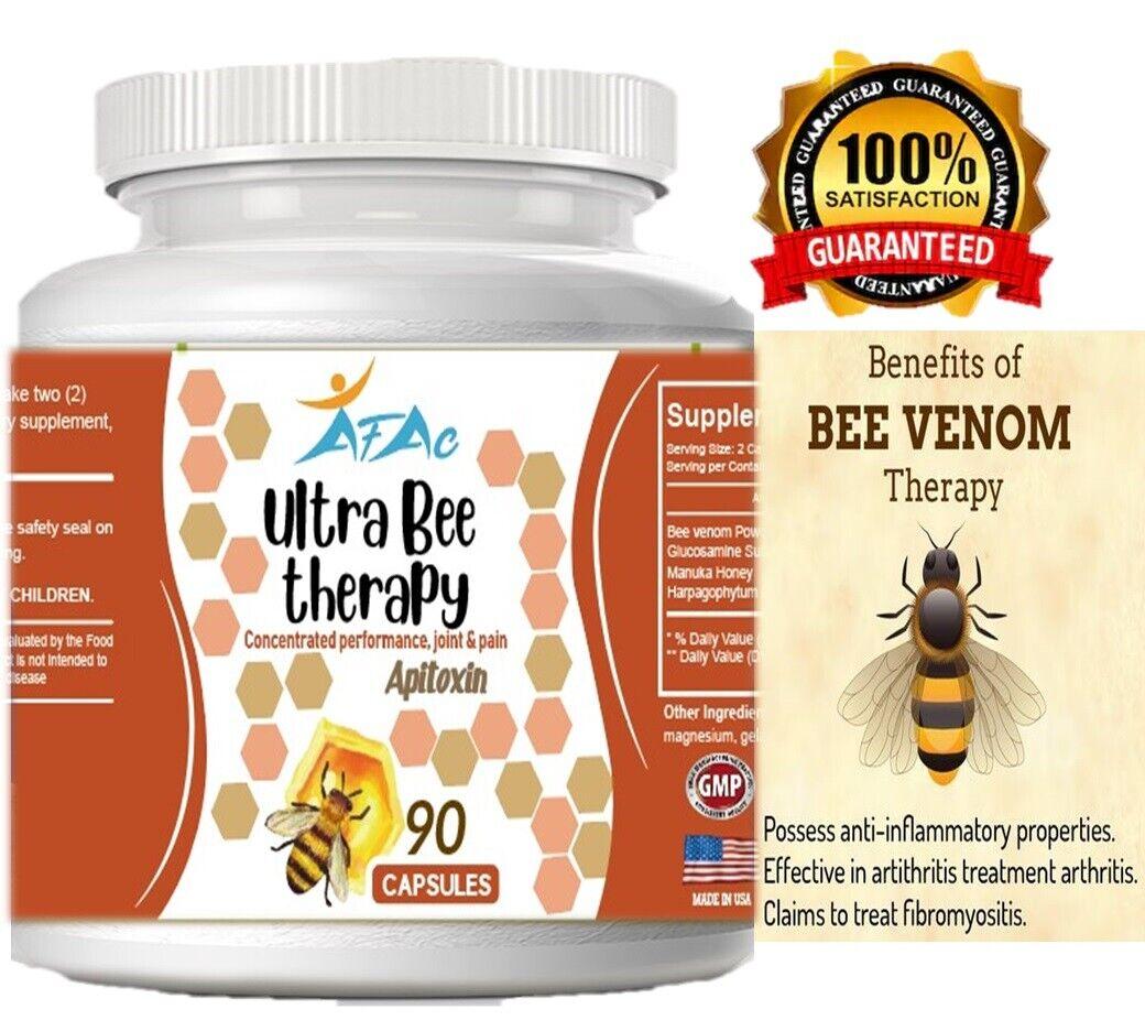 NATURAL BEE,BIO BEE,BIOBEE anti-inflamatory Arthritis Pain abeemed therapy NIB 1
