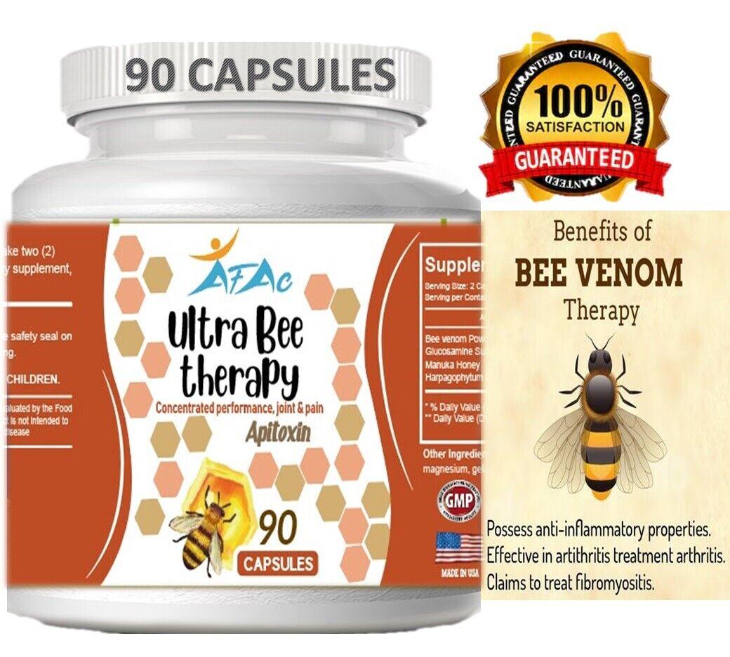 NATURAL BEE,BIO BEE,BIOBEE anti-inflamatory Arthritis Pain abeemed therapy NIB