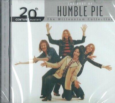 HUMBLE PIE - Millennium Collection / Best Of - Hard Rock Pop Music