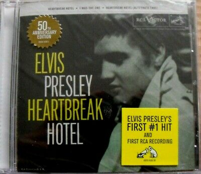 Elvis Presley - Heartbreak Hotel - Sealed Maxi-Single CD